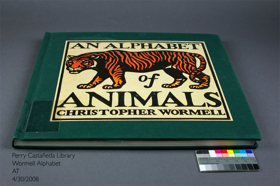 An Alphabet of Amimals